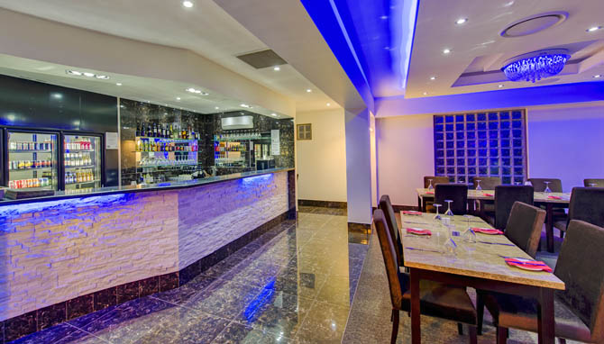 The Oasis has fully licensed bar with a variety of wine, beer, spirits and non-alcoholic drinks which caters for all tastes and budgets.